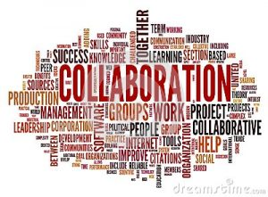 collaboration wordle