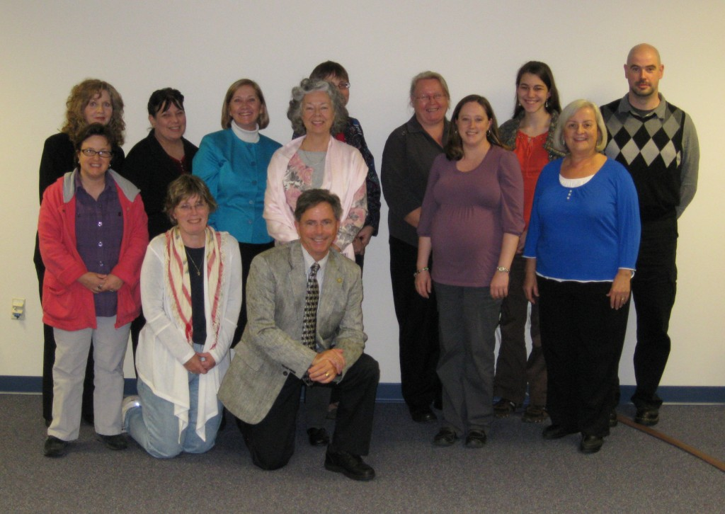 AaLDE Liaisons at First Meeting