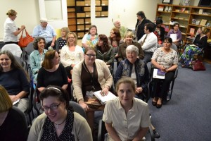 May 23, 2013 First Reference Services Meeting - second half of room